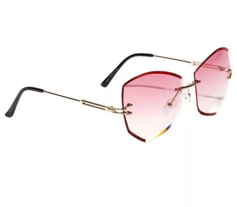 Diamond Shaped Sunglasses