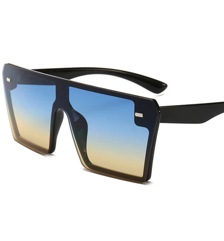Flat Top Oversized Sunglasses/RESTOCK!!!