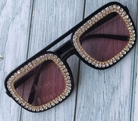 Diamond Chain Sunglasses