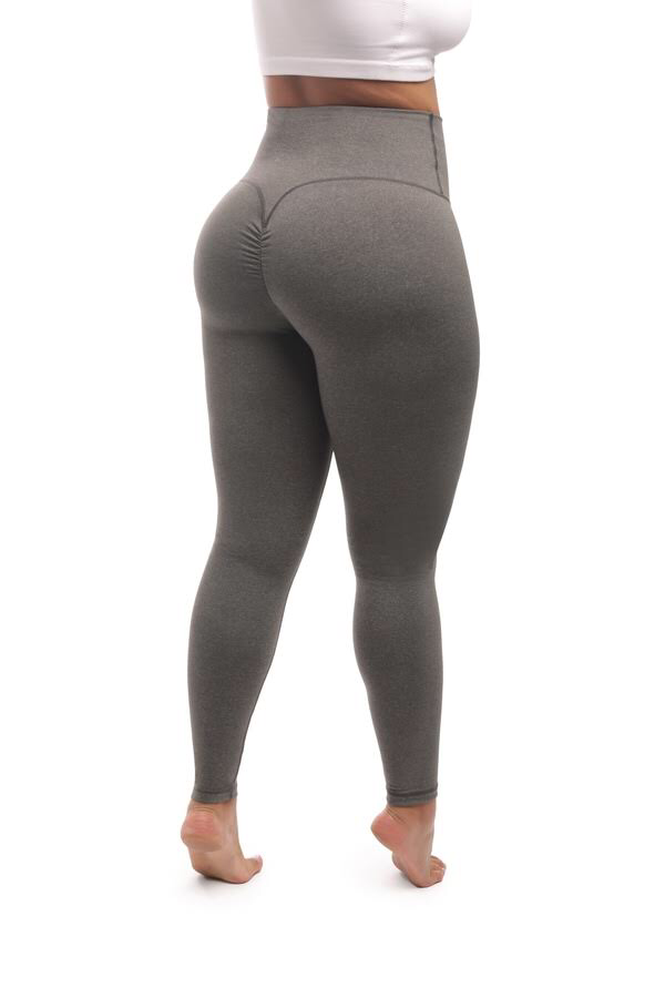 Scrunch Booty Gray