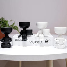 Load image into Gallery viewer, Yoga Planter - Wanderlushinterior - Planters on Sales with Free shipping