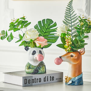 Animal Vase - Wanderlushinterior - Planters on Sales with Free shipping