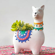 Load image into Gallery viewer, Llama Planter