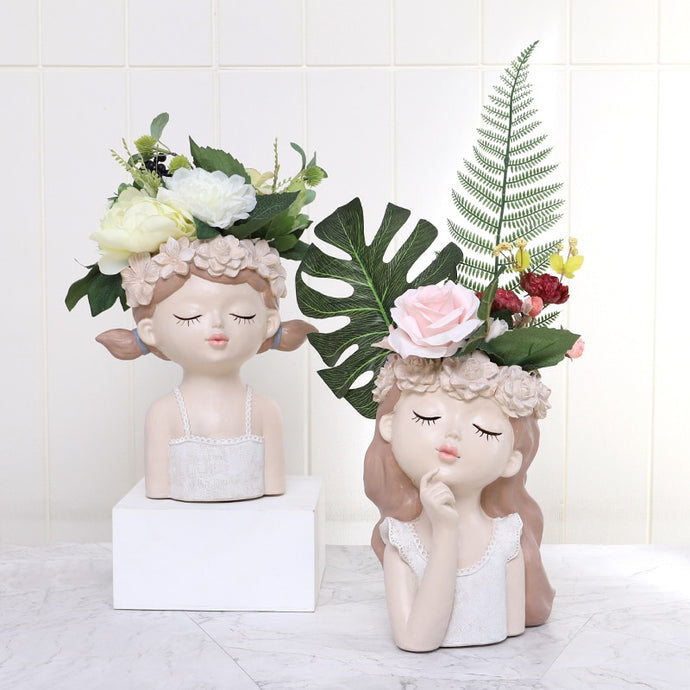 Dreamy Lady Planter