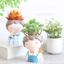 Load image into Gallery viewer, Crazy Plant Daddy Planter - Wanderlushinterior - Planters on Sales with Free shipping