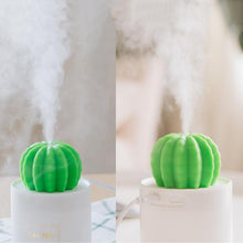 Load image into Gallery viewer, Cactus Cool Mist Humidifier - Wanderlushinterior - Planters on Sales with Free shipping