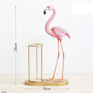 Flamingo Propagation Vase - Wanderlushinterior - Planters on Sales with Free shipping