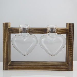 Heart Propagation Station - Wanderlushinterior - Planters on Sales with Free shipping