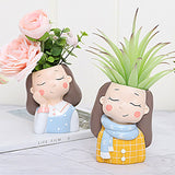 Crazy Plant Lady Planter (Winter Collection) - Wanderlushinterior - Planters on Sales with Free shipping