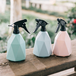 Pastel Geometrical Spray Bottle - Wanderlushinterior - Planters on Sales with Free shipping