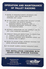 Colby_Operations and_Maintenance_Sign