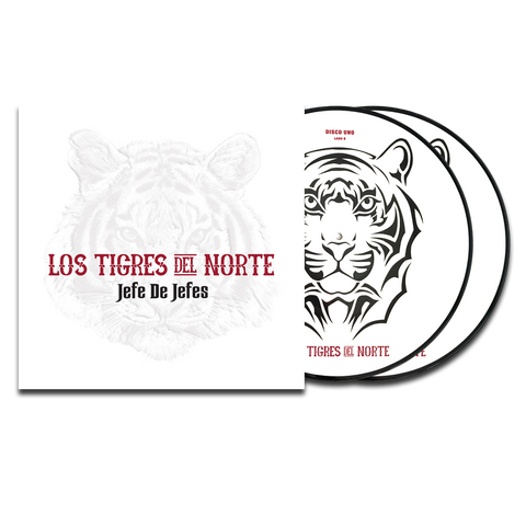 """Jefe de Jefes"" - 2 Disc Limited Edition LP"