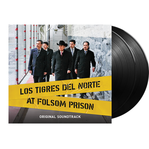 Los Tigres Del Norte At Folsom Prison Signed 2LP