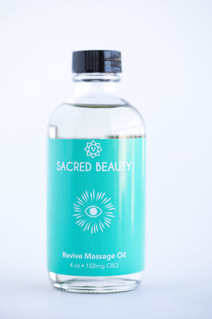 Revive - Organic Massage Oil