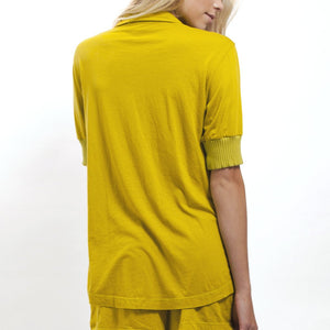 Citrus Short Sleeve PJ Top