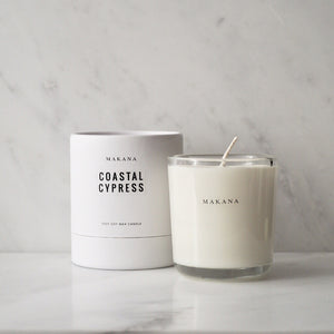 Coastal Cypress Candle