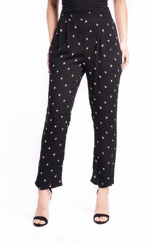 Baby Cacti Tapered Trousers