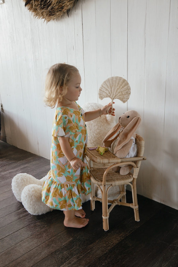 Raja Doll  High Chair
