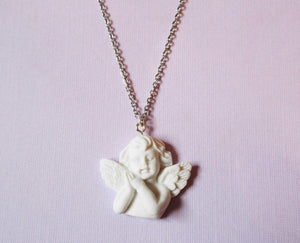 Your Little Angel Necklace - Pwrfull