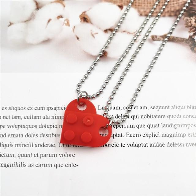 Lego Affection Necklace