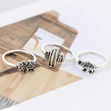 Load image into Gallery viewer, Wild Life Antique Boho Ring Set - Pwrfull