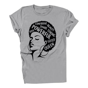 Powerful Queen Tee