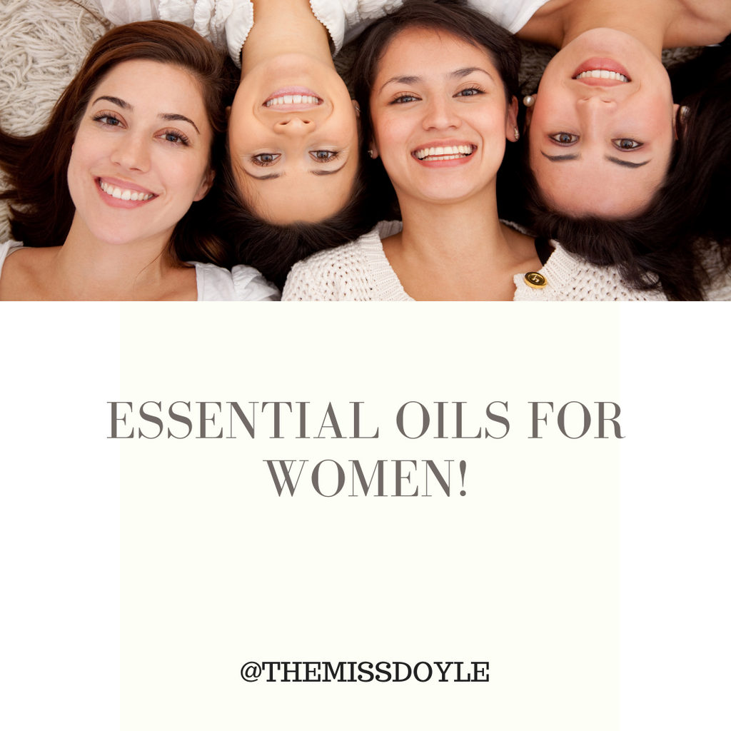 Daily Essential Blends #12 All about Women