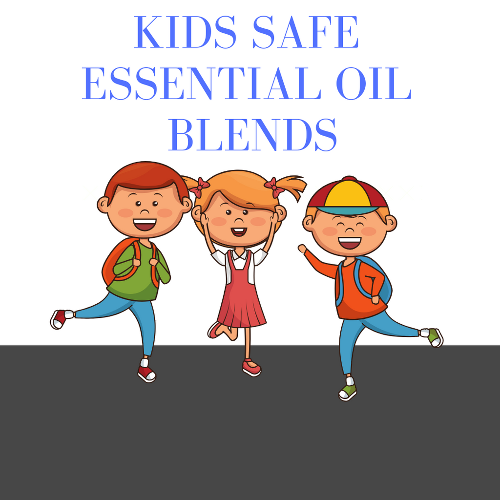 Daily Essential Oil Blends #10 All About Kids Safety