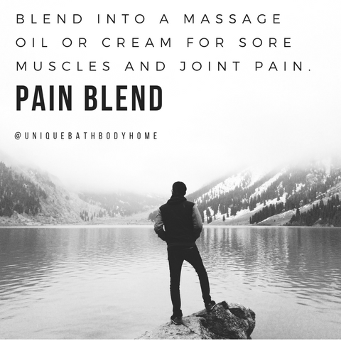 Pain Essential Oil Blend