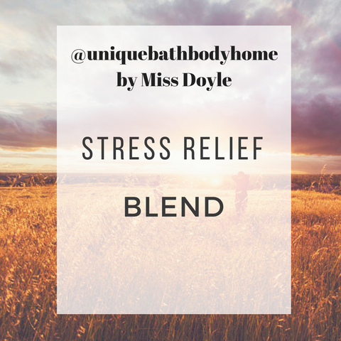 Stress Relief EO Blend Free Download