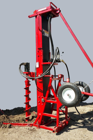 Big Beaver portable drill rig