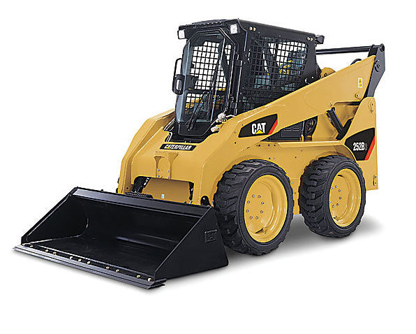 Skid Steer CAT 252B Series 3