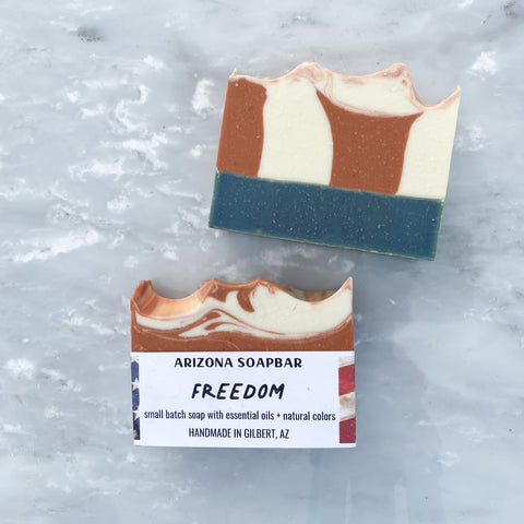 1776 Freedom Bar Soap