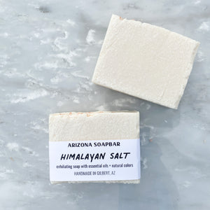 Himalayan Salt Bar Soap