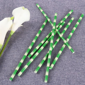 Biodegradable Bamboo Straws