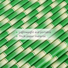 Load image into Gallery viewer, Biodegradable Bamboo Straws