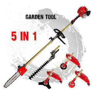 Professional garden tools trimmer cutter Brush cutter 5-1 lawn mower  grass trimmer tree pruner Bush Cutter Whipper Snipper