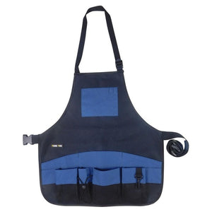 SaiDeng Waterproof Multiple Pockets Garden Apron Garden Work Clothes Garden Toolkit-25