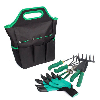 Garden Kit Bucket Organizer Garden Work Tool Set Hand Tools Hardware Storage Protable Durable Electrician Gardening Tool
