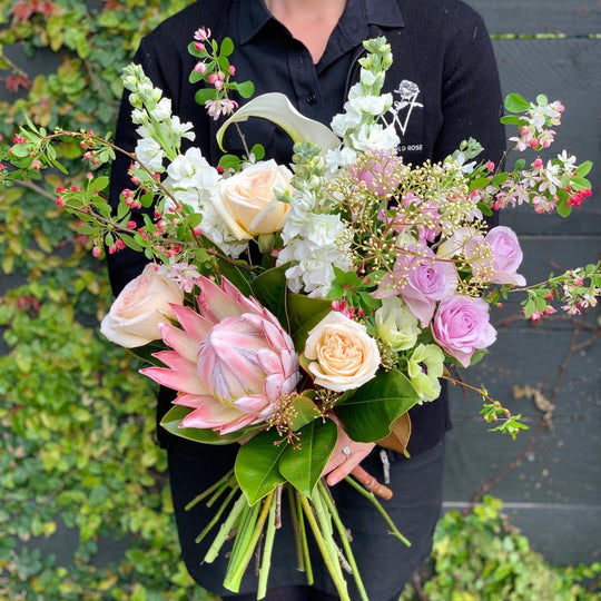Flower Bouquet made by Interflora qualified Florists