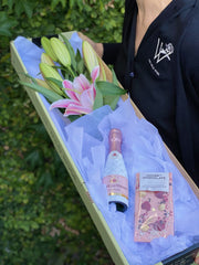 Flower Gift Box - Auckland Flower Delivery