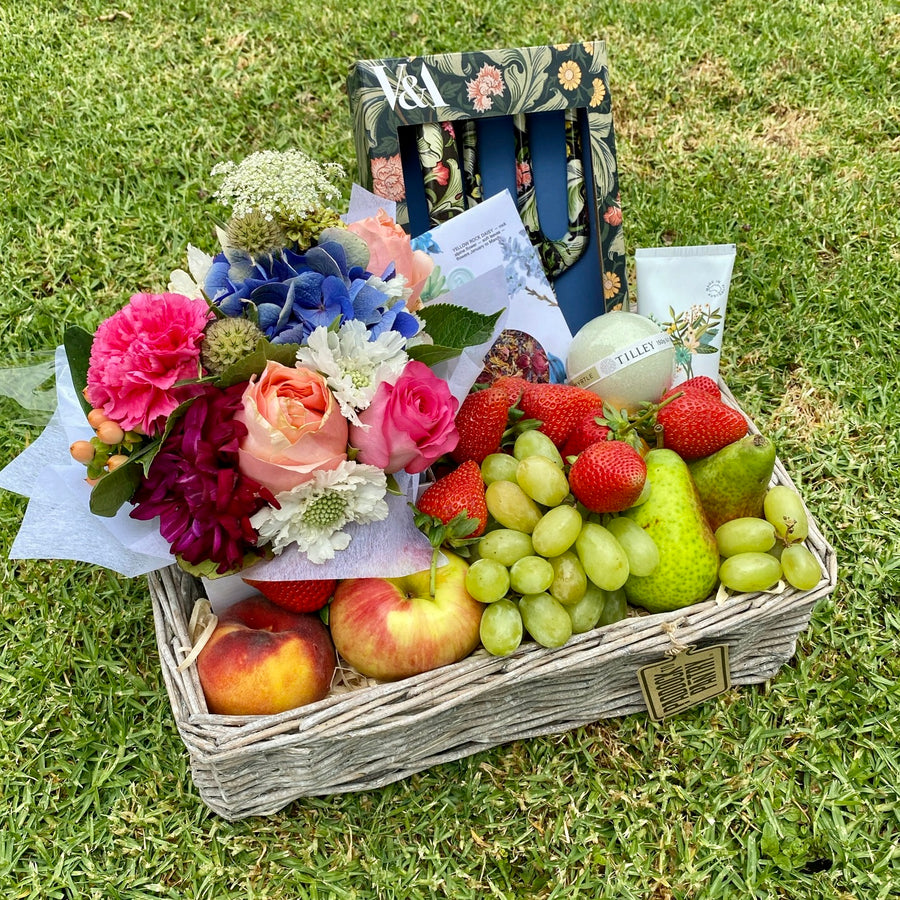 A Gardeners Dream Fruit Basket