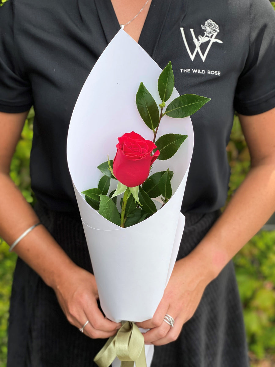 Flower Delivery Auckland - The Wild Rose NZ
