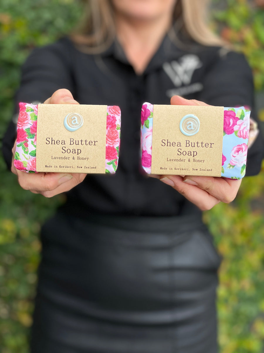 Anoint Shea Butter Soap