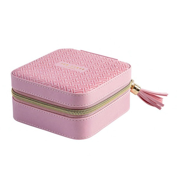 Ted Baker Dusky Pink Jewellery Box