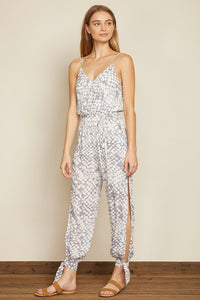 Honeycomb Jumpsuit