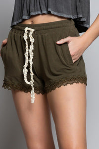 FELT Soft knit shorts