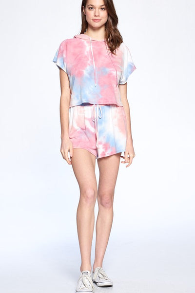 Christa Tie Dye 2 Piece Sets