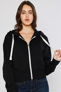 Zip up cozy fleece  Hoodie