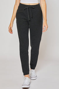 Cord High Rise Joggers
